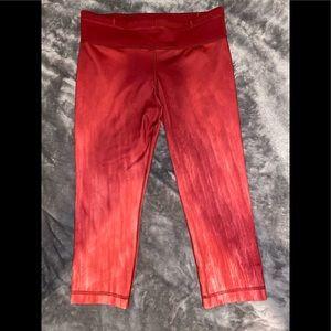 Under Armour UA Studio compression leggings